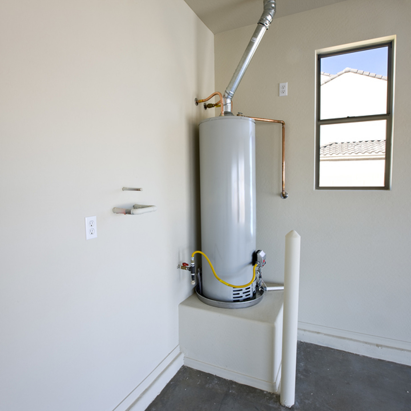Consider going tankless